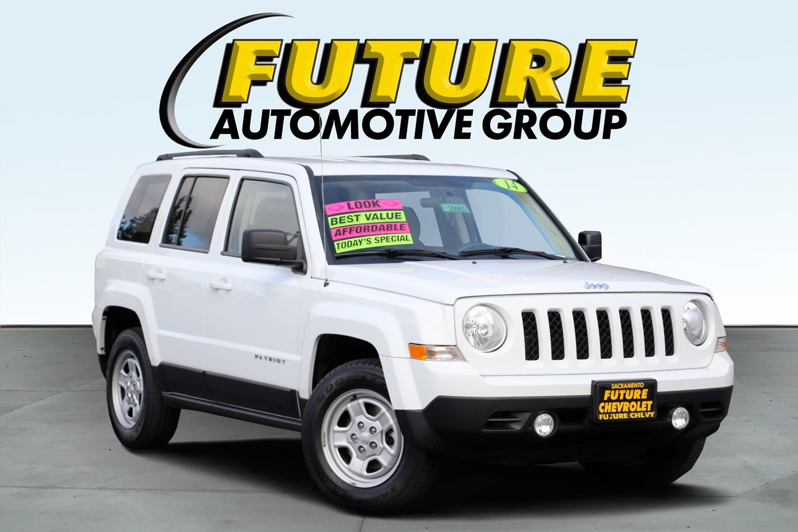 Pre-Owned 2014 Jeep Patriot Sport FWD