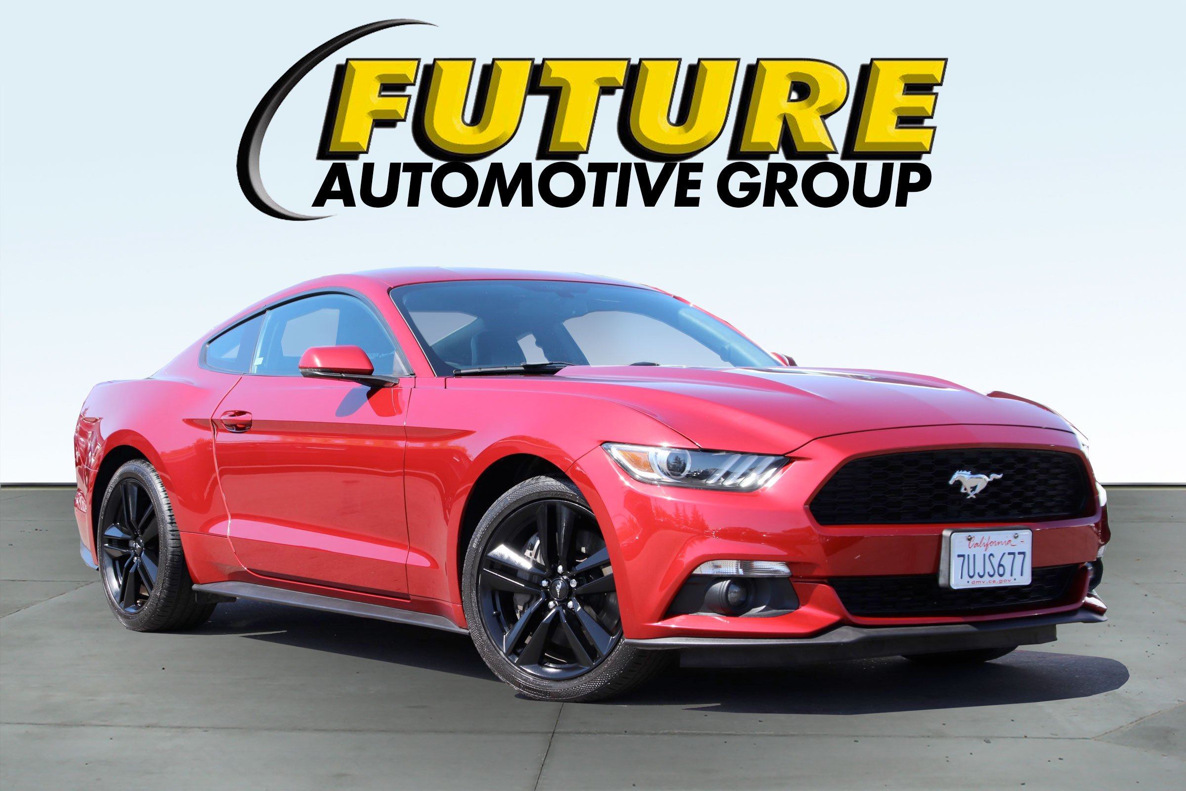 Pre-Owned 2016 Ford Mustang I4