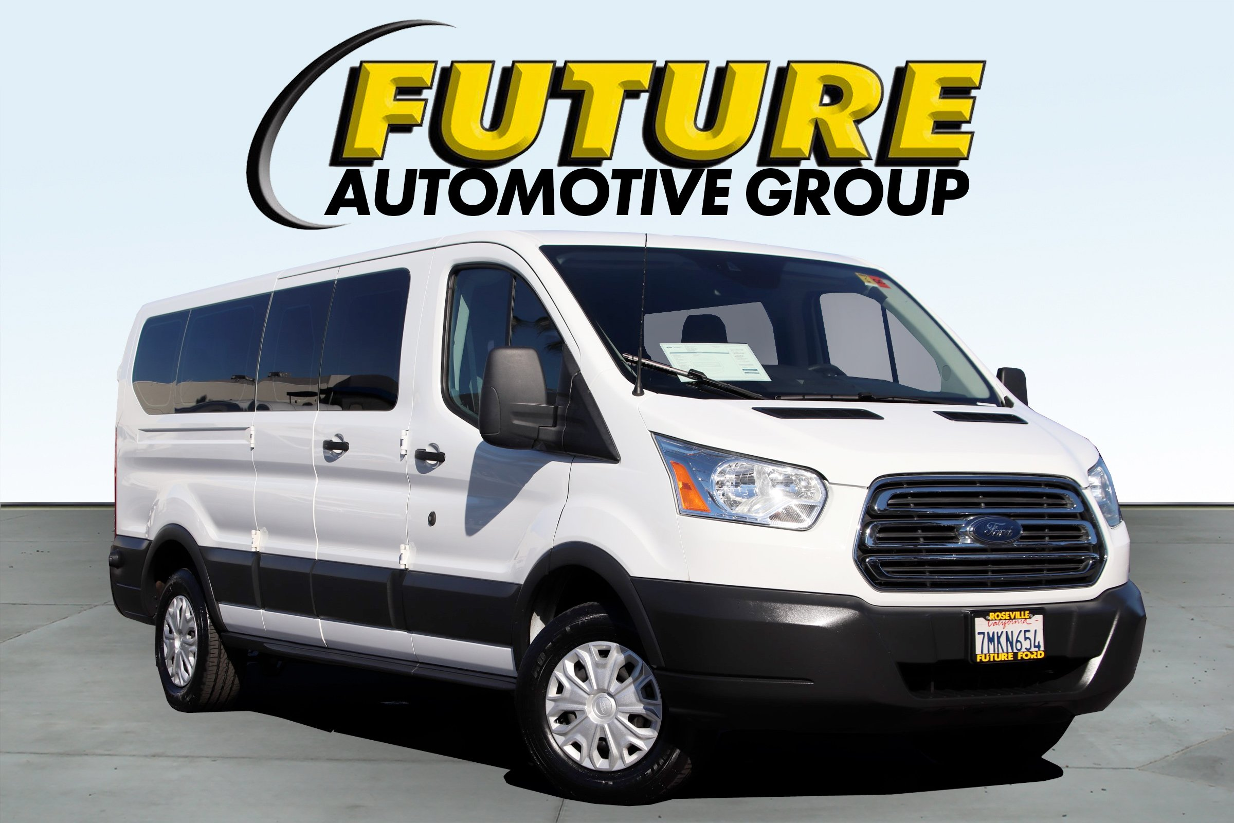 Pre-Owned 2015 Ford Transit Wagon T350