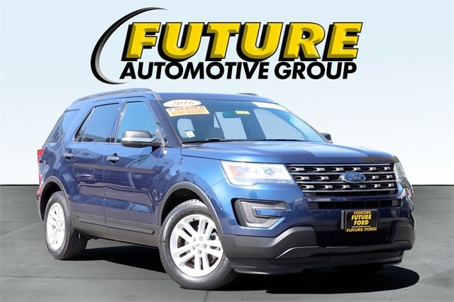 Pre-Owned 2016 Ford Explorer Base