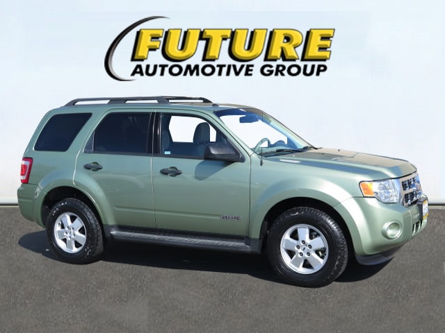 Pre-Owned 2008 Ford Escape XLT 2.3L