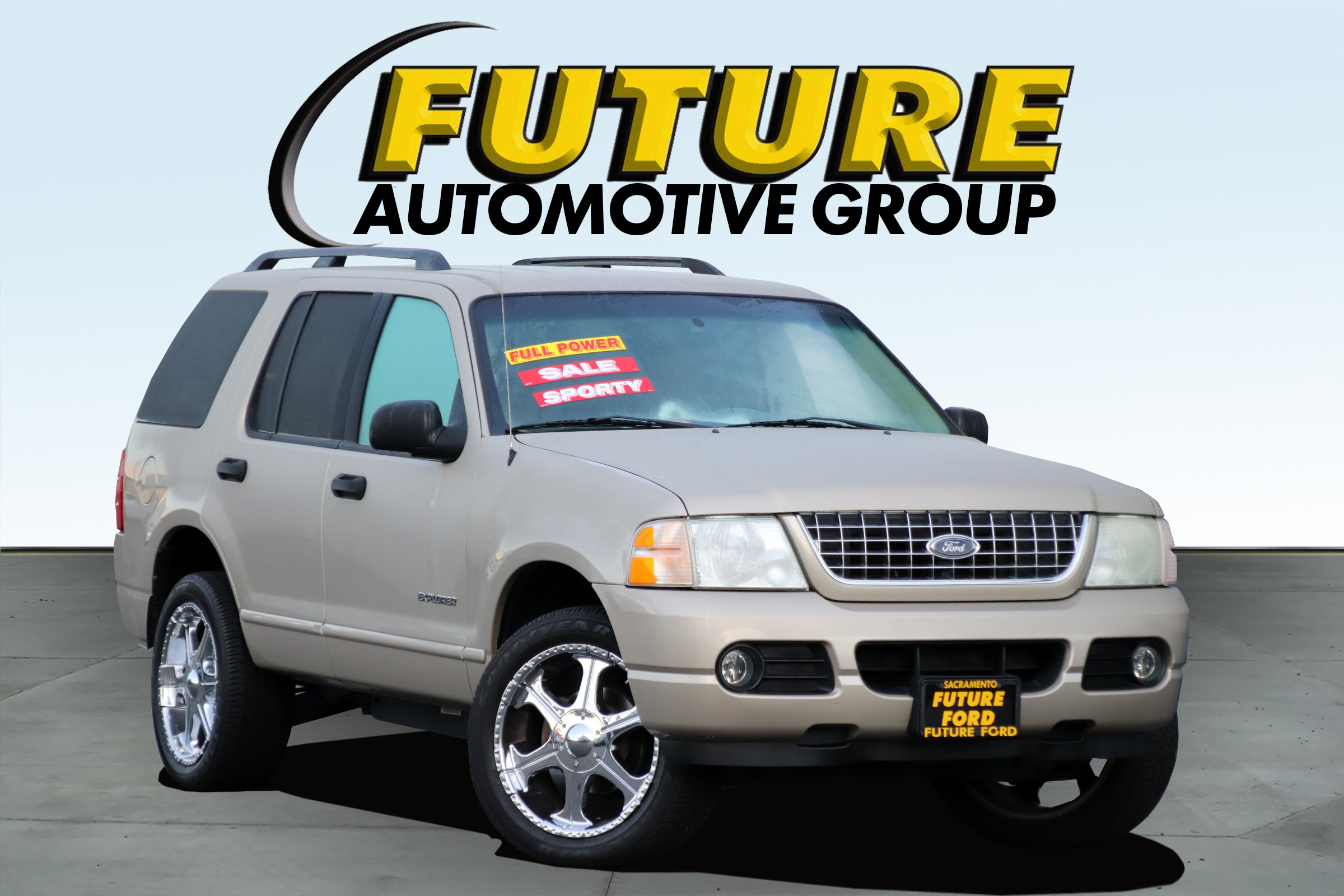 Pre owned 2004 ford explorer xlt