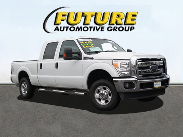 Pre-Owned 2012 Ford F-250