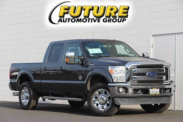 2016 Ford F250 >> Pre Owned 2016 Ford Super Duty F 250 Srw 4wd Crew Cab 156 Lariat Four Wheel Drive Standard Bed