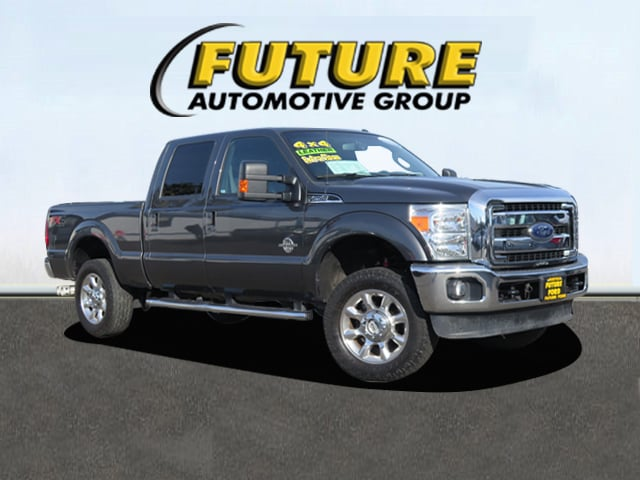 Certified Pre Owned 2015 Ford F 250