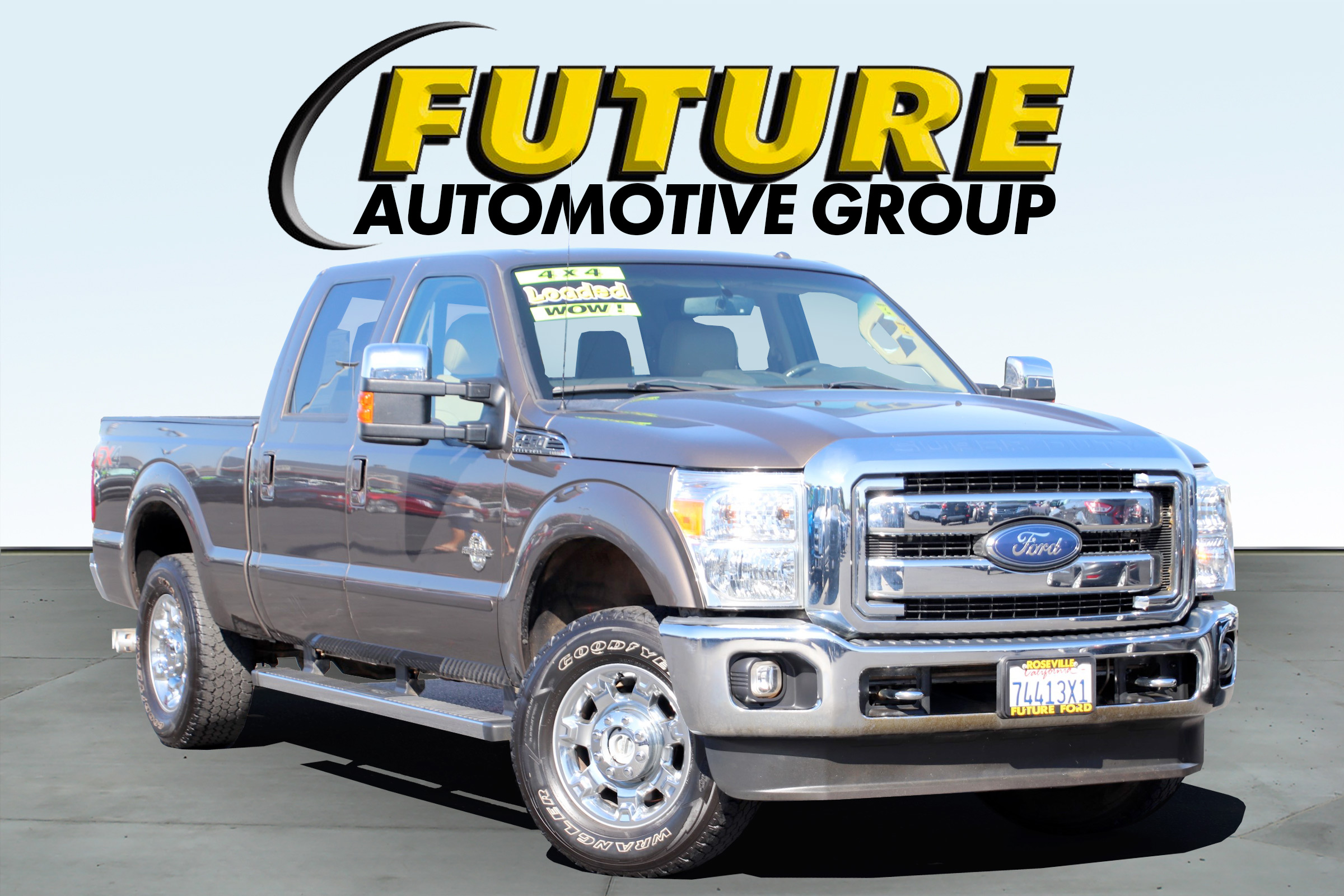 Pre-Owned 2016 Ford F-250SD Crew Cab