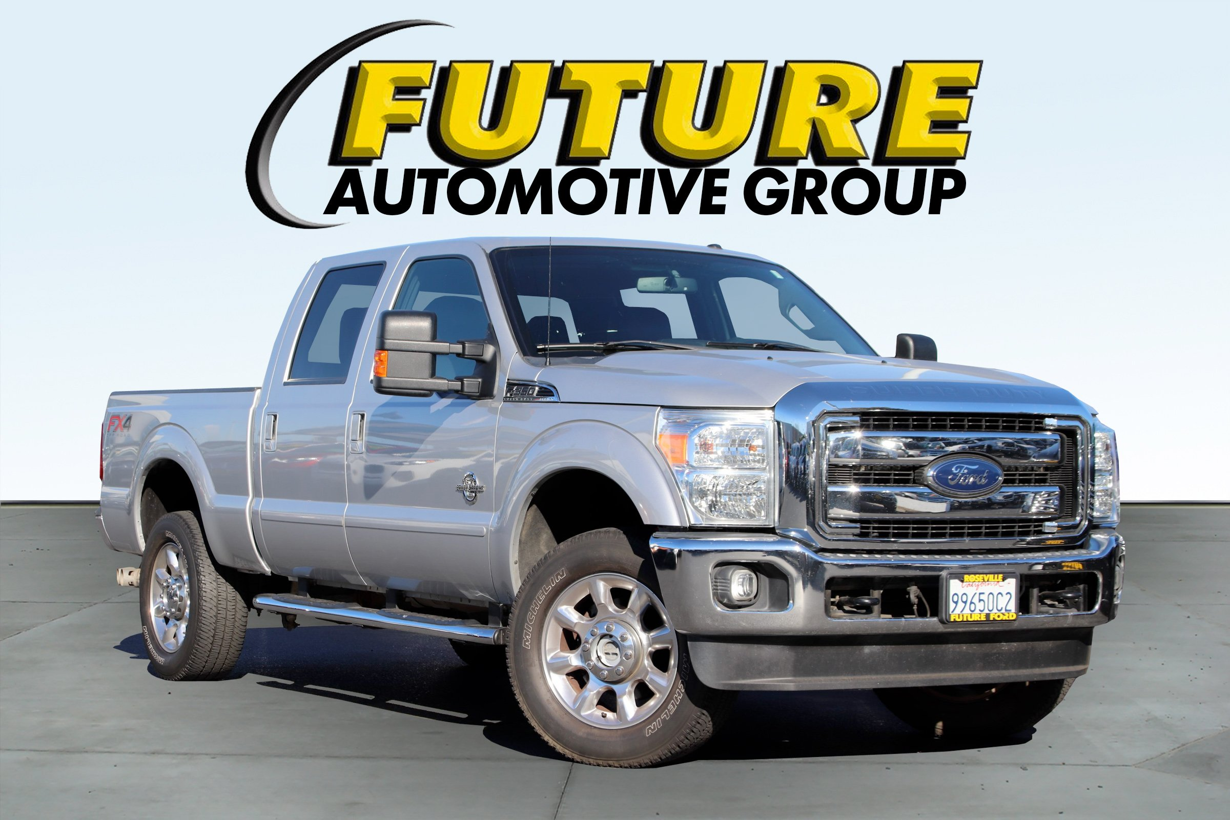 Pre-Owned 2016 Ford Super Duty F-350 SRW