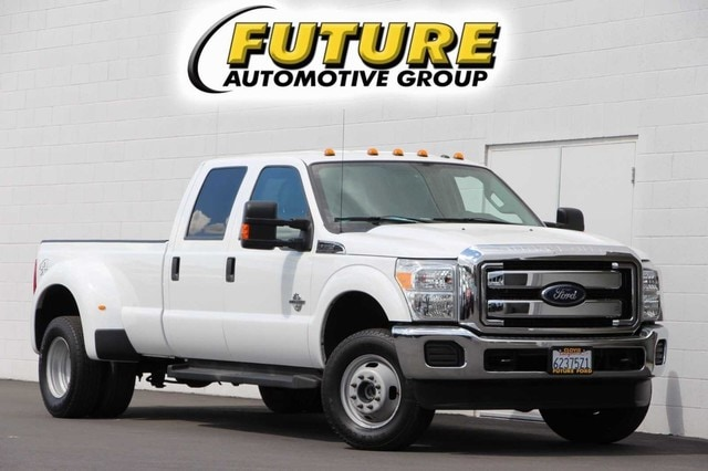 Pre-Owned 2016 Ford Super Duty F-350 DRW XLT