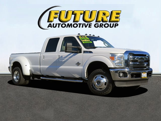 Pre-Owned 2011 Ford F-350