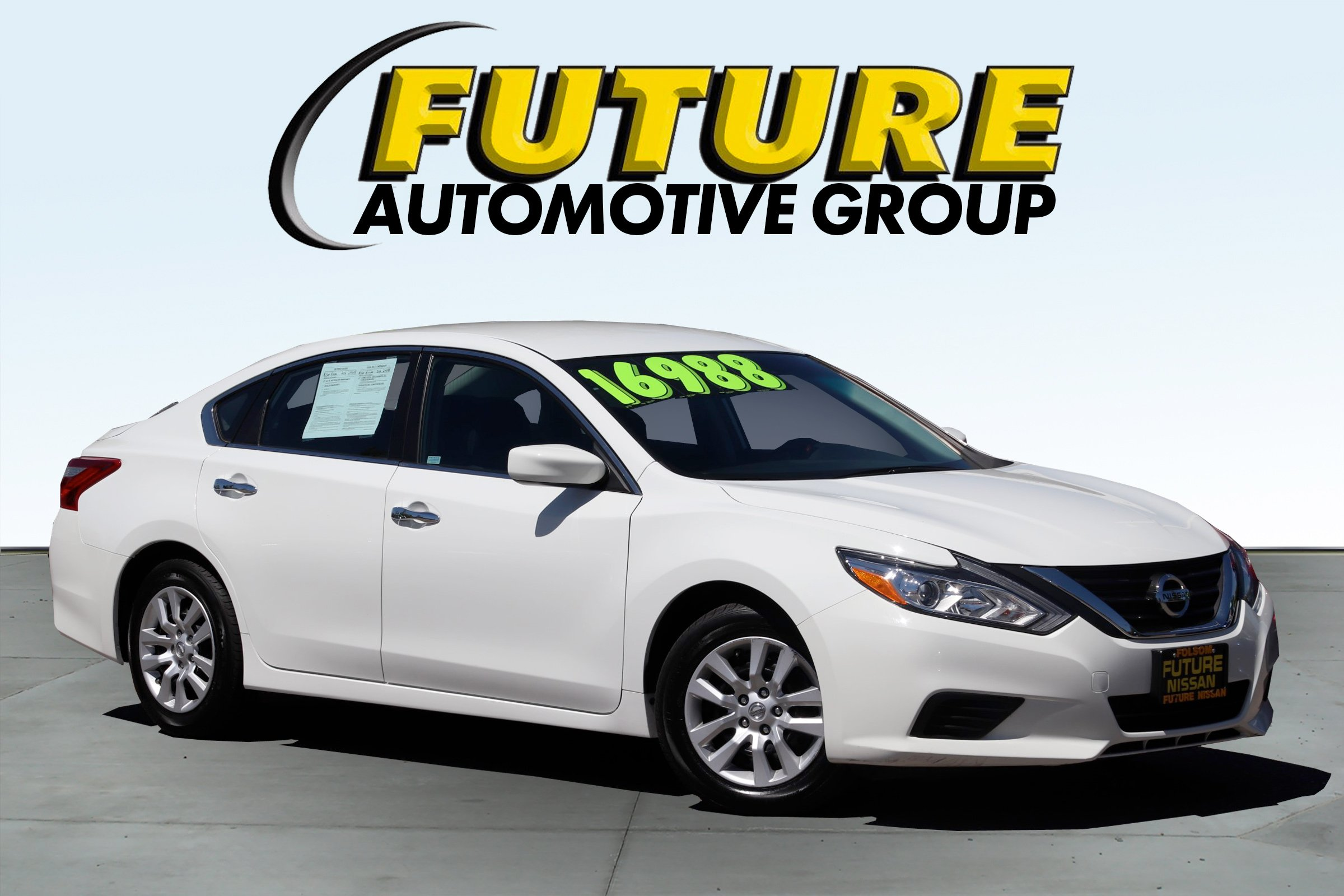 Certified Pre Owned 2016 Nissan Altima 2 5 S 4dr Car in Folsom