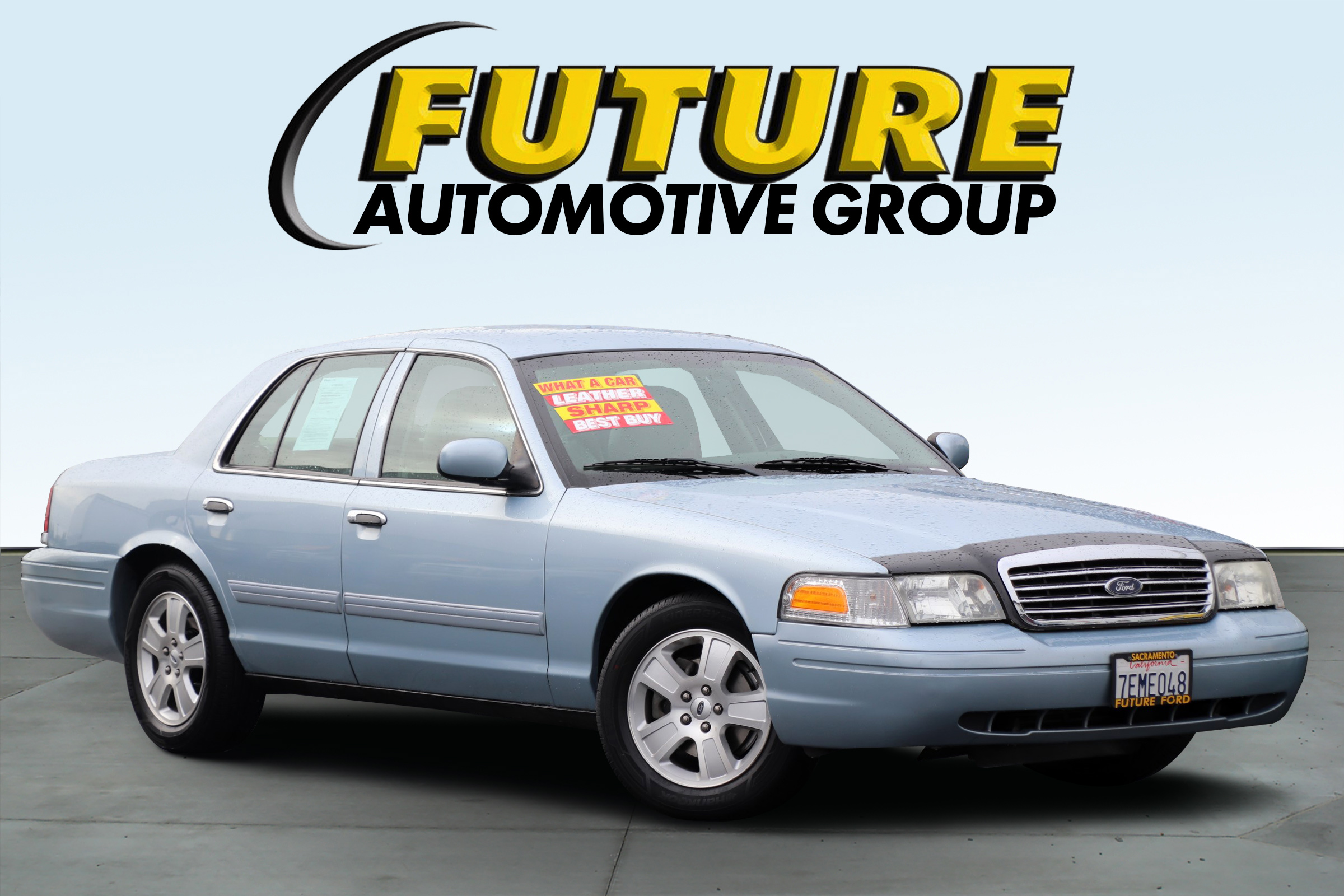 Pre-Owned 2011 Ford Crown Victoria LX