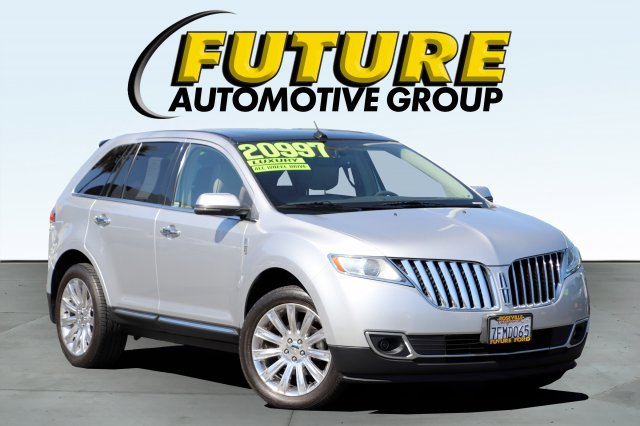 Pre-Owned 2013 Lincoln MKX