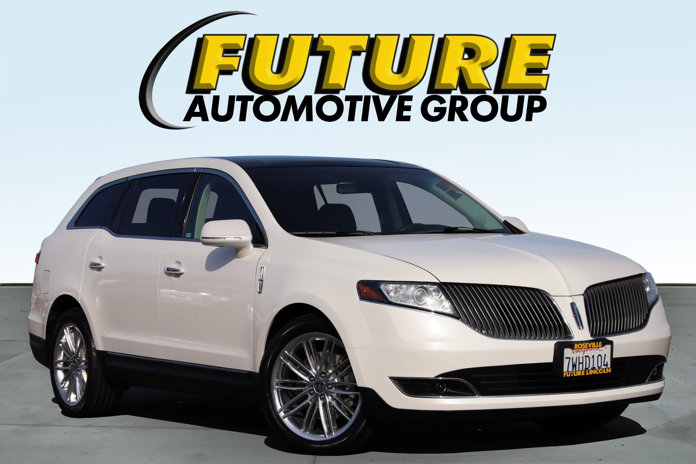 Pre-Owned 2016 Lincoln MKT EcoBoost