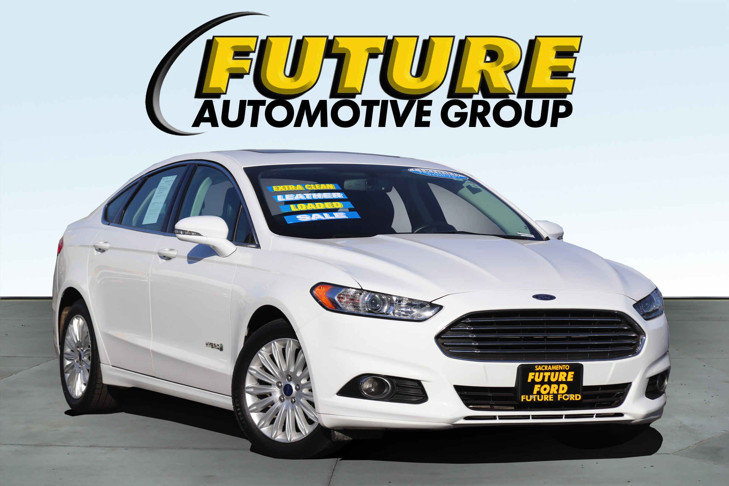 Certified pre owned 2015 ford fusion se hybrid