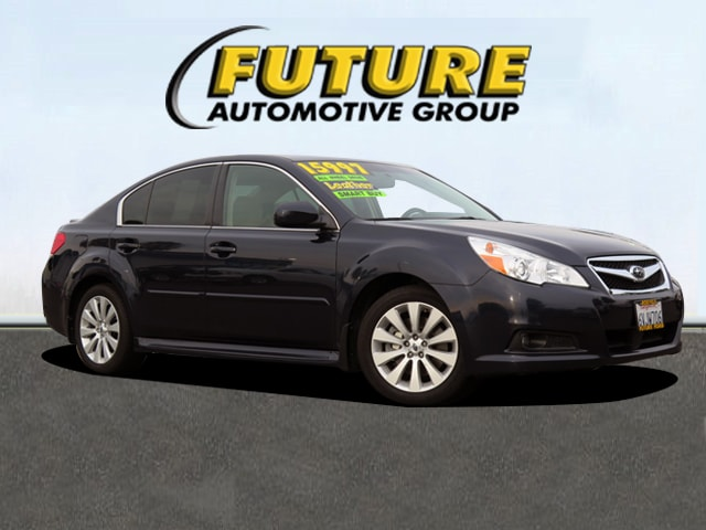 Pre-Owned 2012 Subaru Legacy 3.6R Limited (A5)