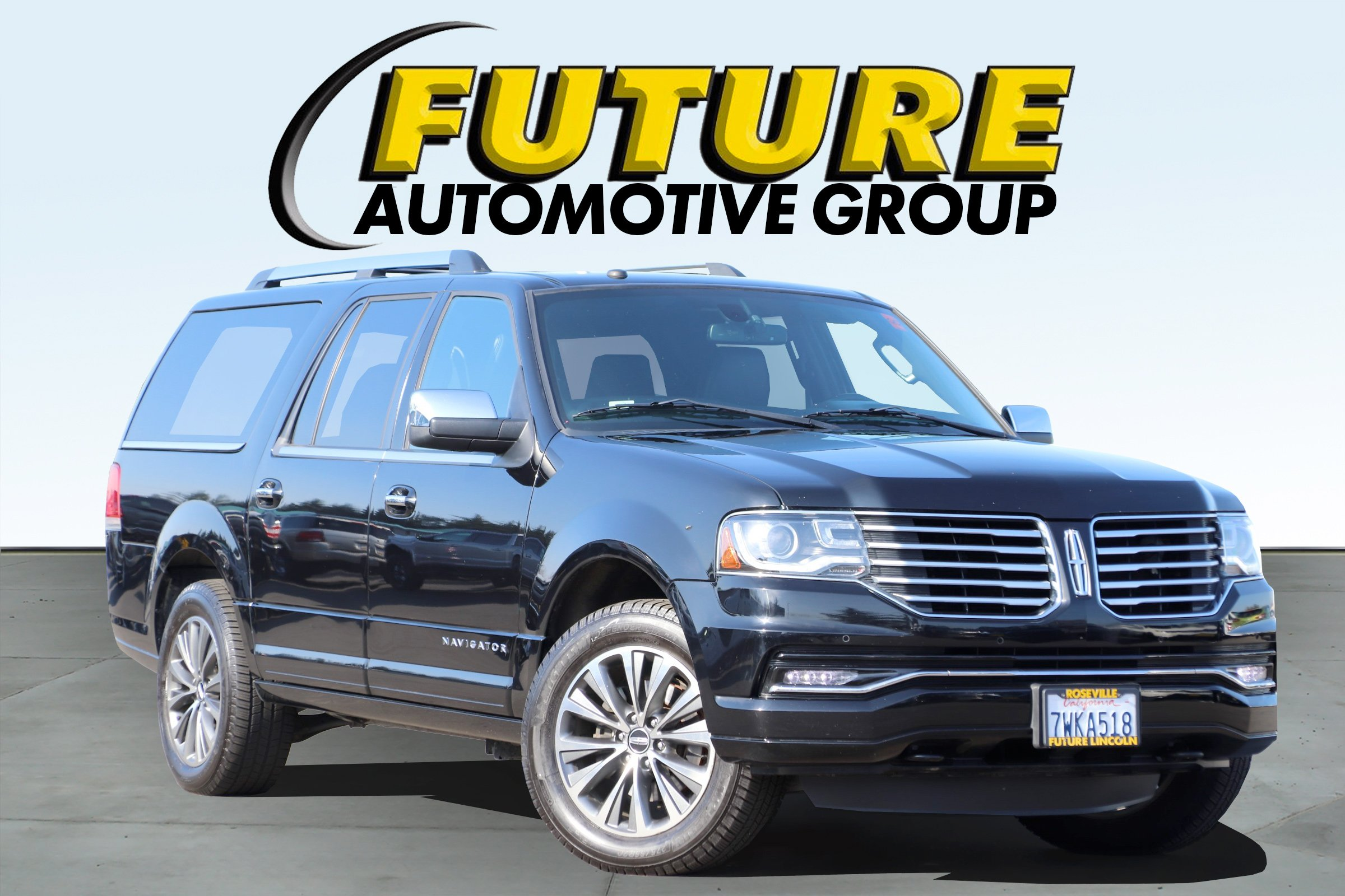 Pre-Owned 2017 Lincoln Navigator L Select