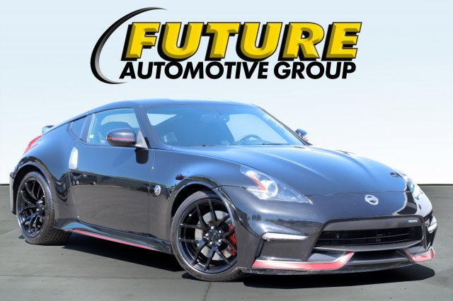 Certified Pre-Owned 2016 Nissan 370Z NISMO Tech