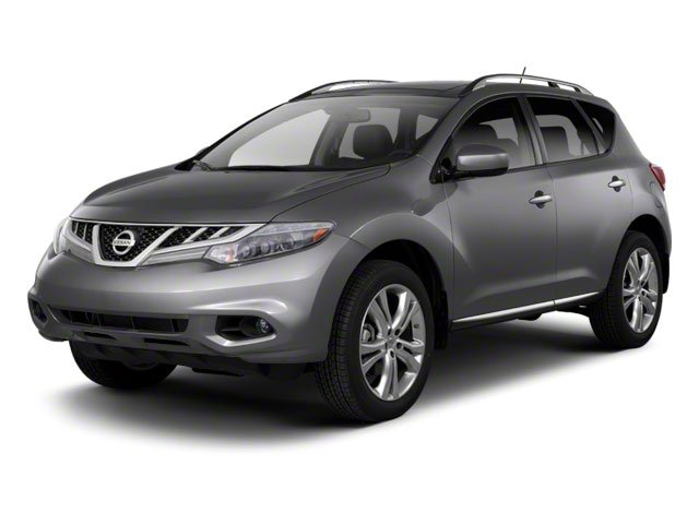 Pre-Owned 2012 Nissan Murano SV