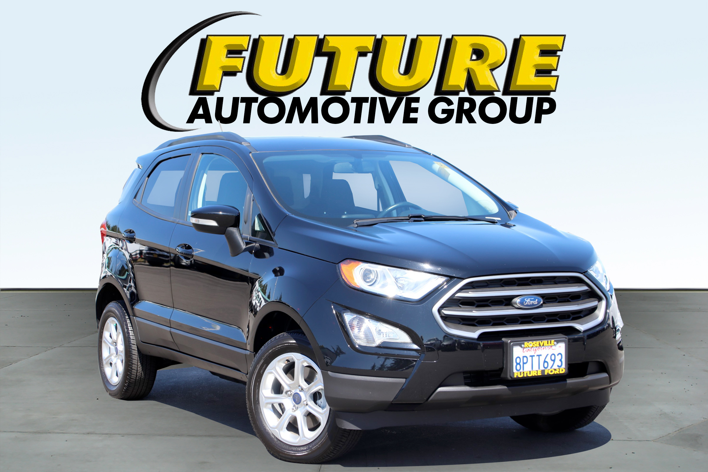 Pre-Owned 2018 Ford ECOSPORT Sport Utility
