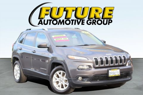 Pre-Owned 2015 Jeep Cherokee Latitude FWD