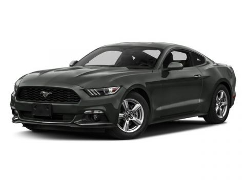 Pre-Owned 2017 Ford Mustang I4