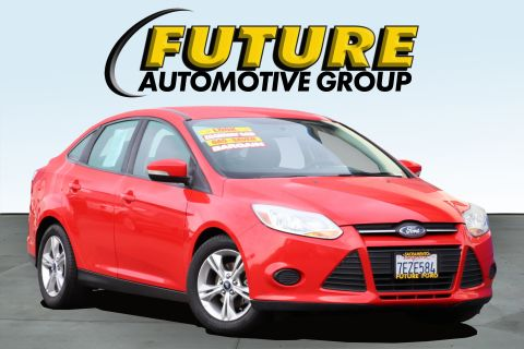 Pre-Owned 2014 Ford Focus Se Alloy Wheels, Matic, Just Like Brand New