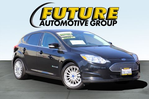 Certified Pre-Owned 2016 Ford Focus Electric BEV