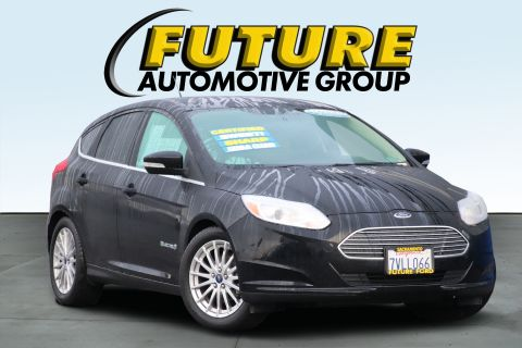 Certified Pre-Owned 2016 Ford Focus Electric