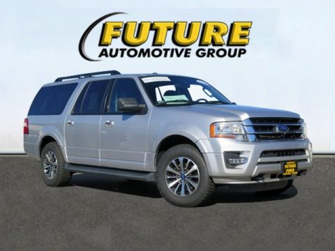 Pre-Owned 2015 Ford Expedition EL