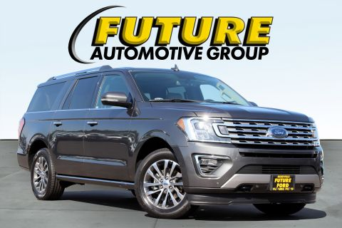Pre-Owned 2018 Ford EXPEDITION MAX Sport Utility