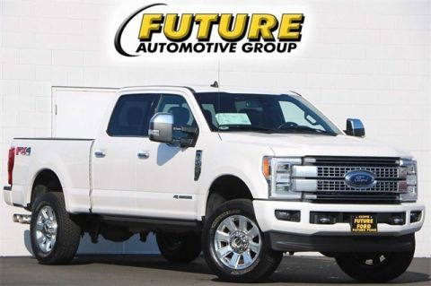 Pre-Owned 2019 Ford F-250SD 4x4