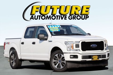 Pre-Owned 2019 Ford F-150 XL SuperCrew
