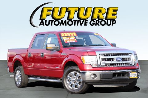 Pre-Owned 2014 Ford F-150 XLT SuperCrew