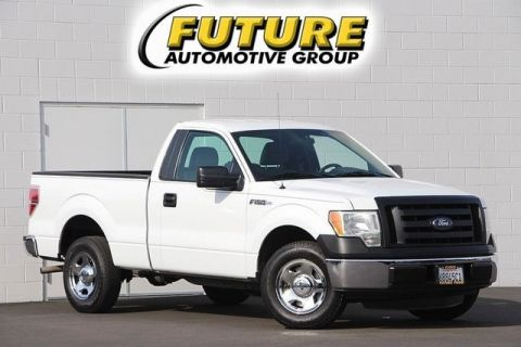 Pre-Owned 2011 Ford F-150 2WD Reg Cab 126 XL