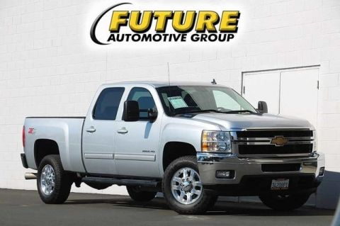 Pre-Owned 2014 Chevrolet Silverado 2500HD LTZ