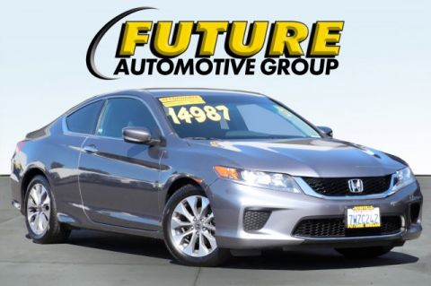 Pre-Owned 2013 Honda Accord Cpe LX-S