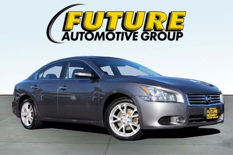 Certified Pre-Owned 2014 Nissan Maxima 3.5 SV w/Premium Pkg