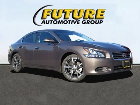 Pre-Owned 2014 Nissan Maxima 3.5