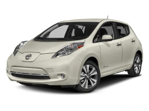 Certified Pre-Owned 2016 Nissan Leaf SV