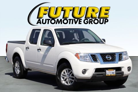 Certified Pre-Owned 2018 Nissan Frontier Crew Cab SV