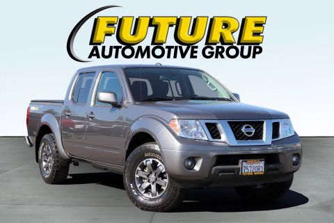 Certified Pre-Owned 2016 Nissan Frontier PRO-4X