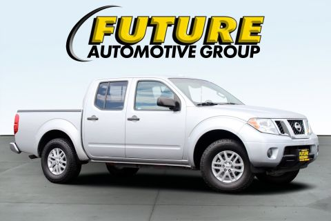 Certified Pre-Owned 2016 Nissan Frontier Crew Cab