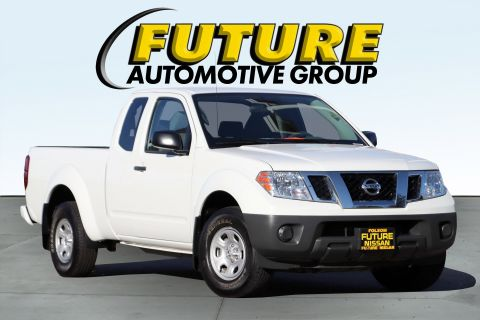 Certified Pre-Owned 2018 Nissan Frontier King Cab