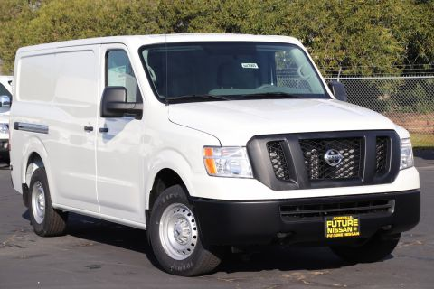 New 2018 Nissan NV Cargo S