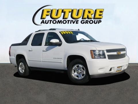 Pre-Owned 2012 Chevrolet Avalanche LS