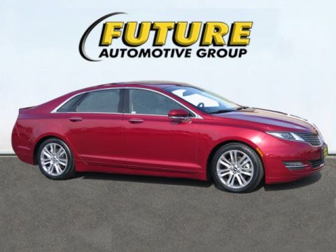 Pre-Owned 2015 Lincoln MKZ