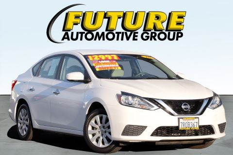 Pre-Owned 2016 Nissan Sentra SV Sedan
