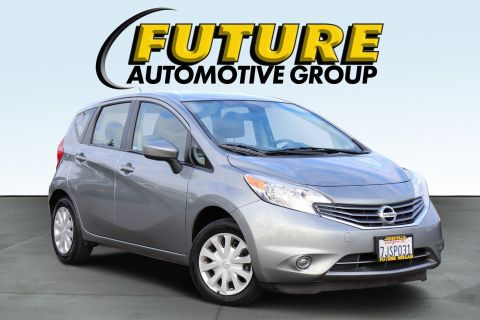 Pre-Owned 2015 Nissan Versa Note Hatchback