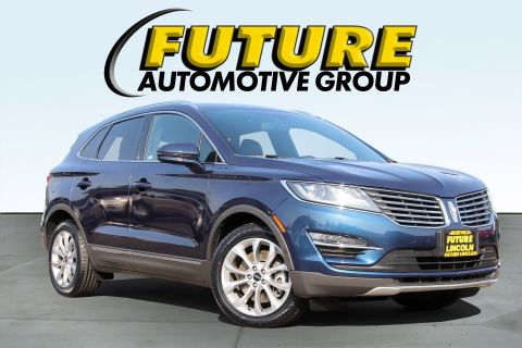 Pre-Owned 2015 Lincoln MKC LS