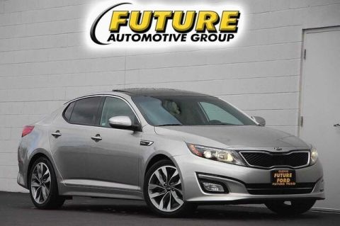 Pre-Owned 2014 Kia Optima 4dr Sdn SX Turbo